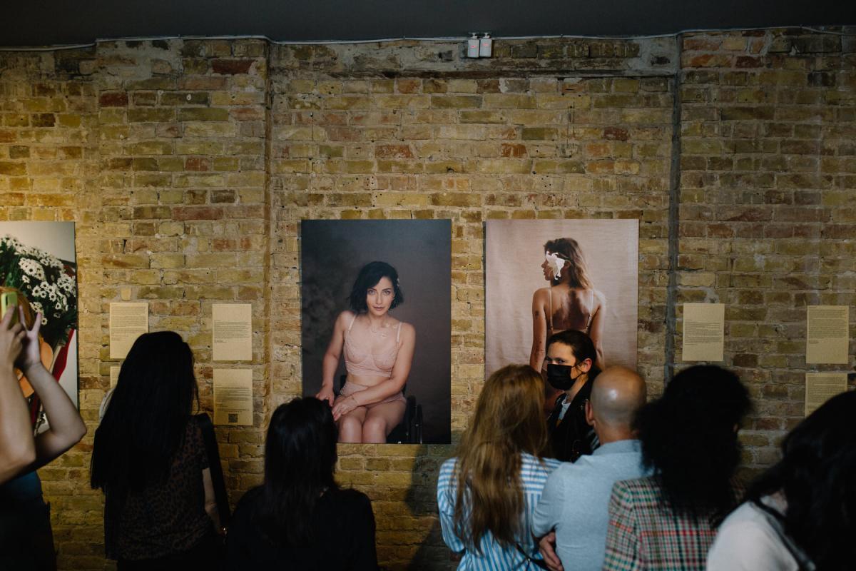 Відвідати виставку можна до 26 вересня включно / фото Антона Шевченка