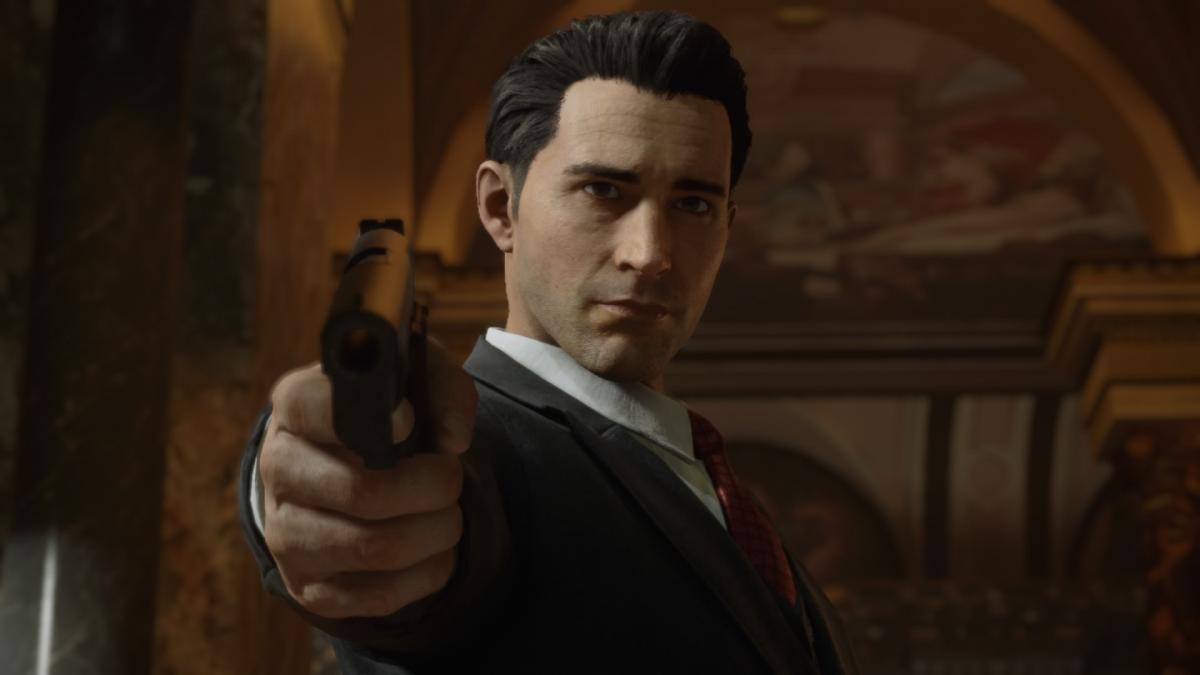 Выстрелить, или не выстрелить - вопрос, которым гангстеры не задаются / скриншот