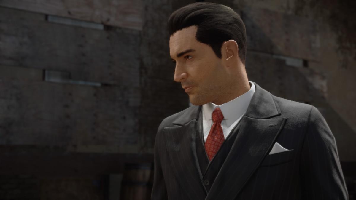 Томас Анджело собственной персоной / скриншот