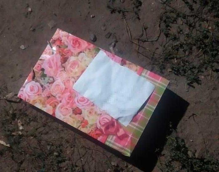 Кандидатці вдруге за добу адресували пакет з муляжем вибухівки/ фото ГУНП у Житомирській області