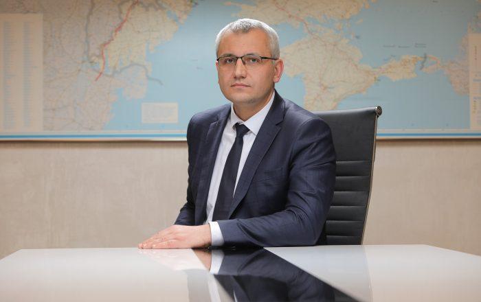Головний інженер ТОВ «Оператор ГТС України» Юрій Зябченко / Фото tsoua.com