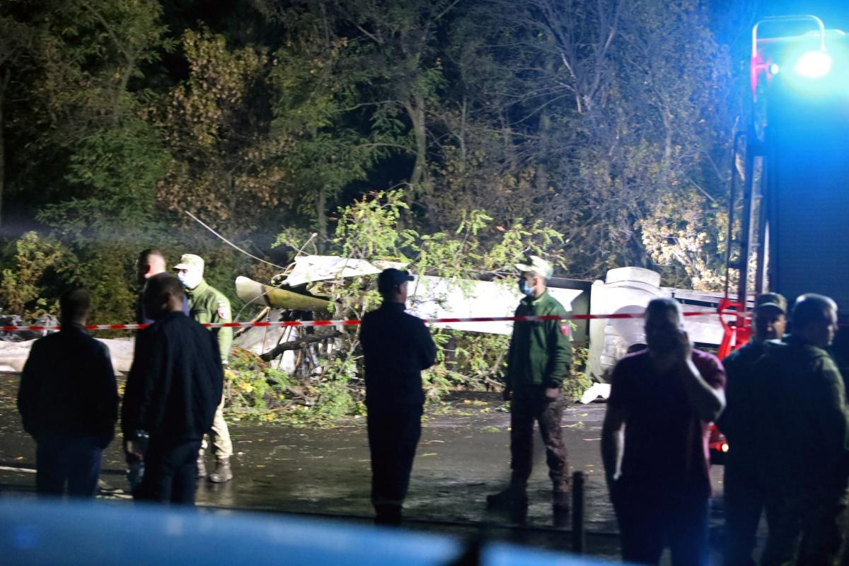 Під Харковом розбився літак Ан-26 / фото REUTERS