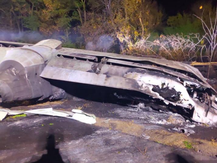 Ан-26 разбился вечером 25 сентября / фото Depo.Харьков