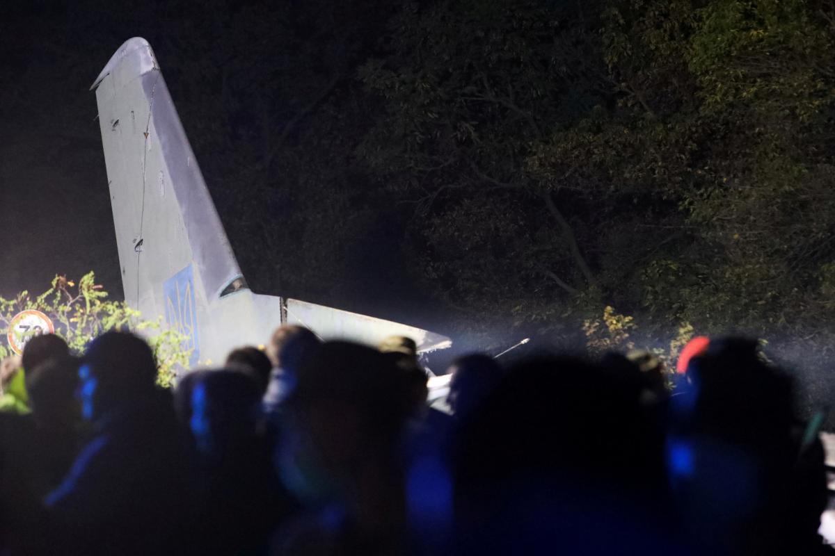 Через аварію Ан-26 відкрили кримінальну справу / REUTERS