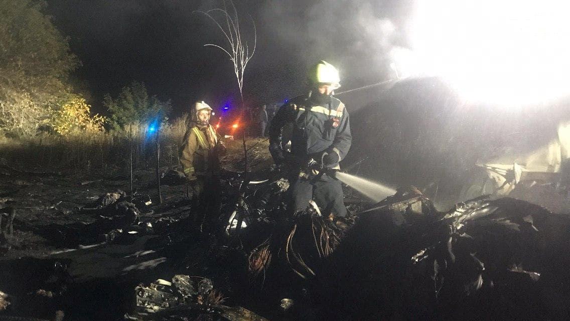 В ЄС відреагували на катастрофу літака під Харковом / REUTERS