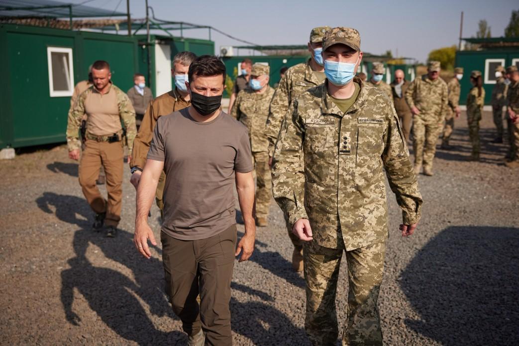 Президент розповів про ВЕЗ для Донбасу / фото president.gov.ua