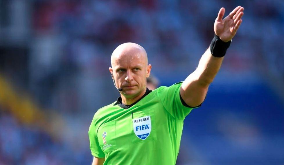 Шимон Марчиняк працював на матчах ЧС-2018 / фото uefa.com