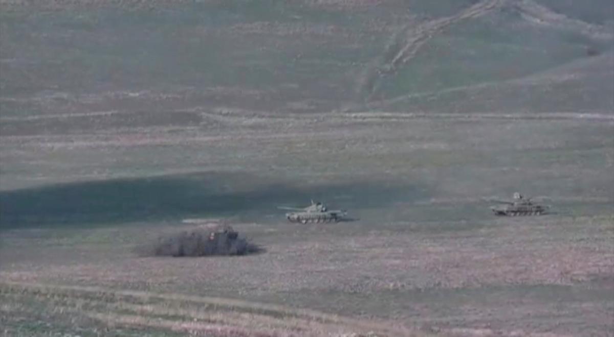 Ескалація війни між Вірменією та Азербайджаном почалася в неділю, 27 вересня / фото REUTERS