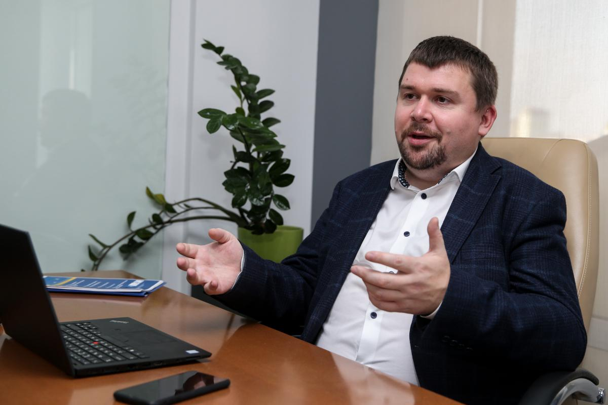 Артем Ковальов / фото УНІАН