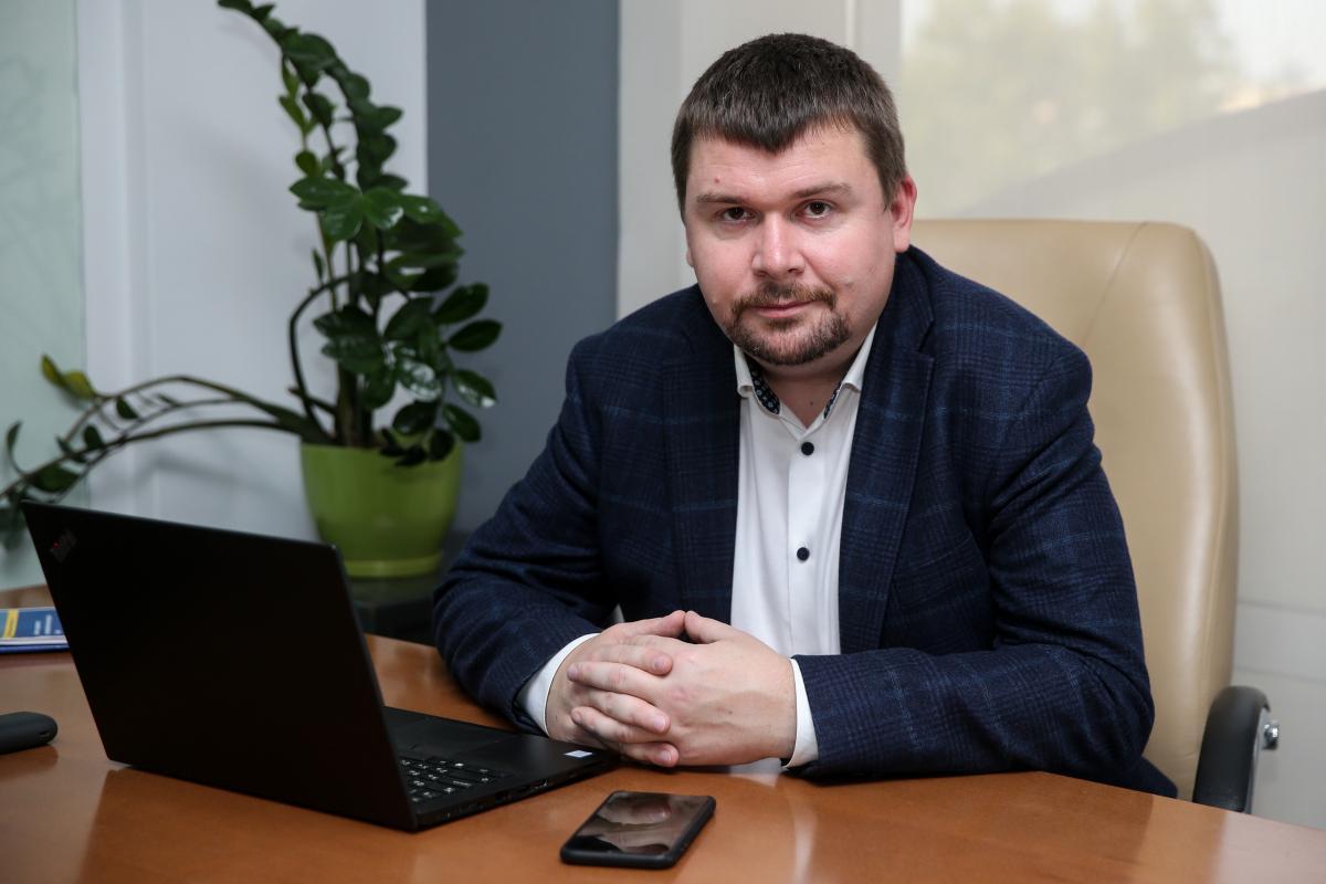 Artem Kovalev / Photo from UNIAN
