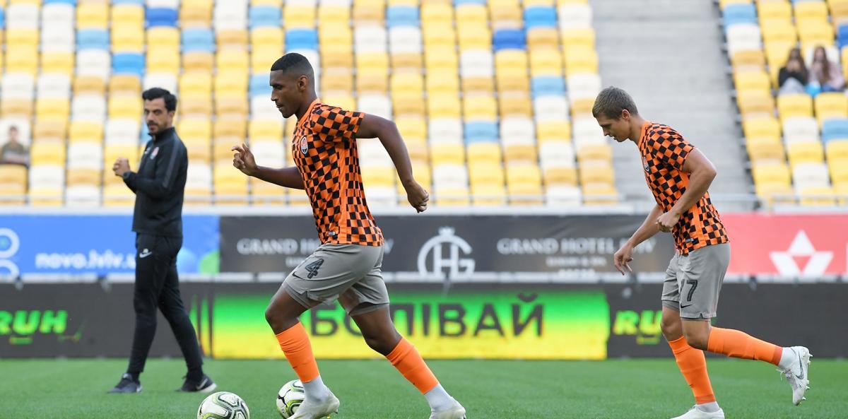 Шахтар офіційно переїхав до Києва / фото ФК Шахтар