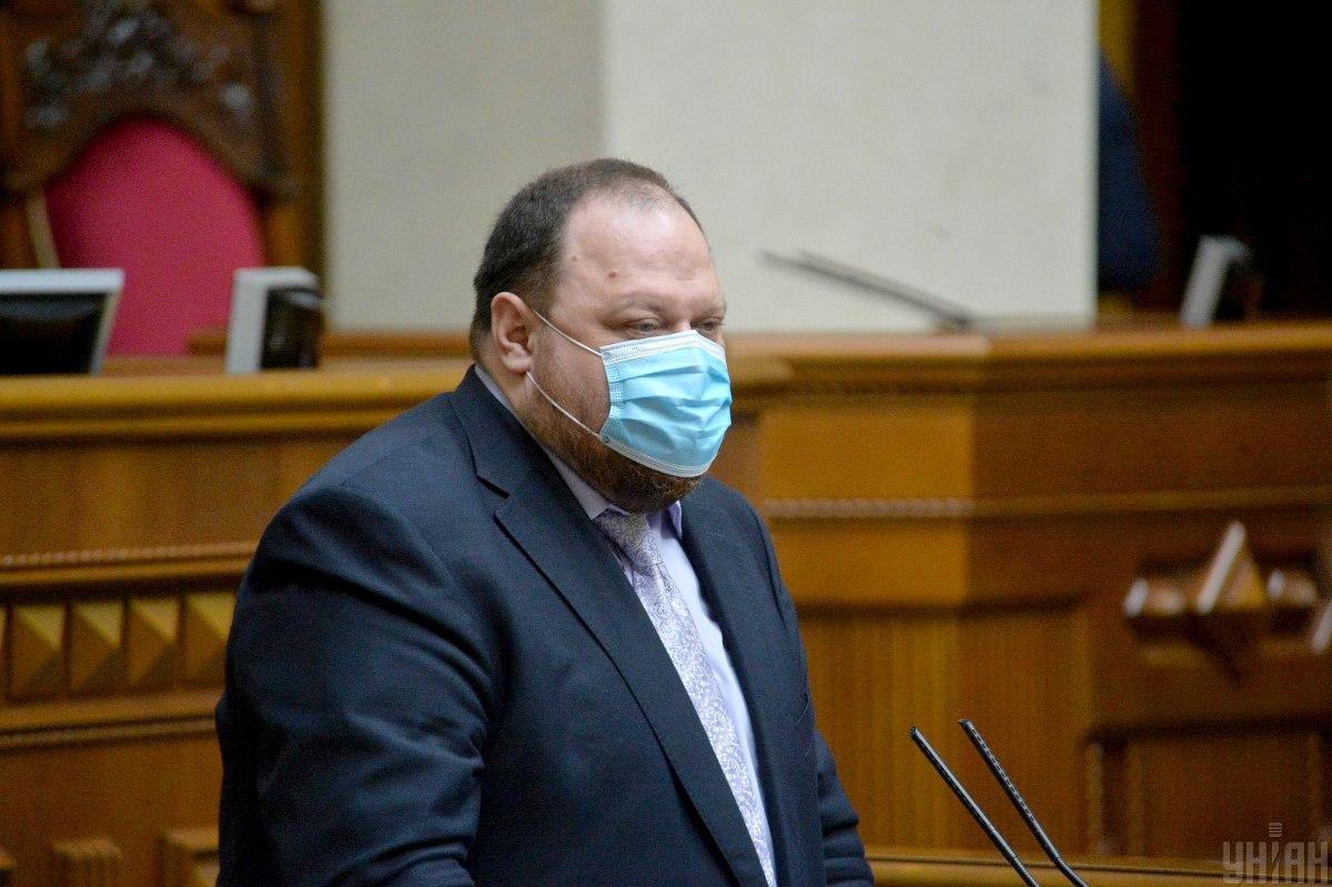 Он поблагодарил всех, кто поддерживал его / фото УНИАН, Александр Клименко