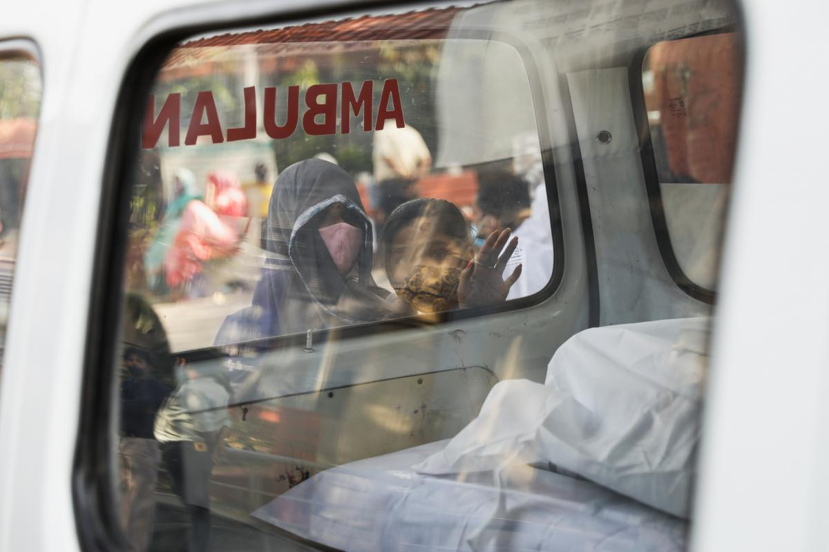 Ситуация с коронавирусом в мире 4 октября / REUTERS