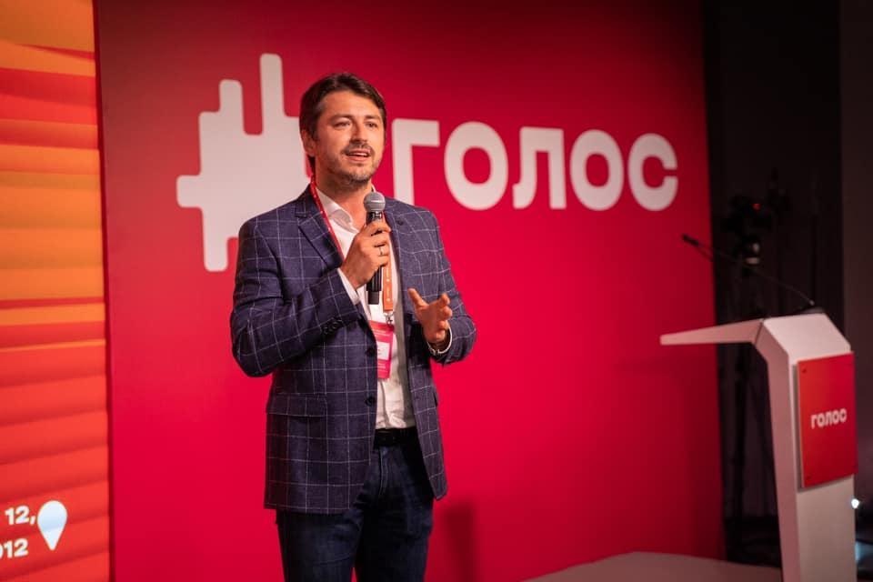 Дед Гарольд поддерживает Сергея Притулу как кандидата в мэры / фото facebook.com/serhiyprytula