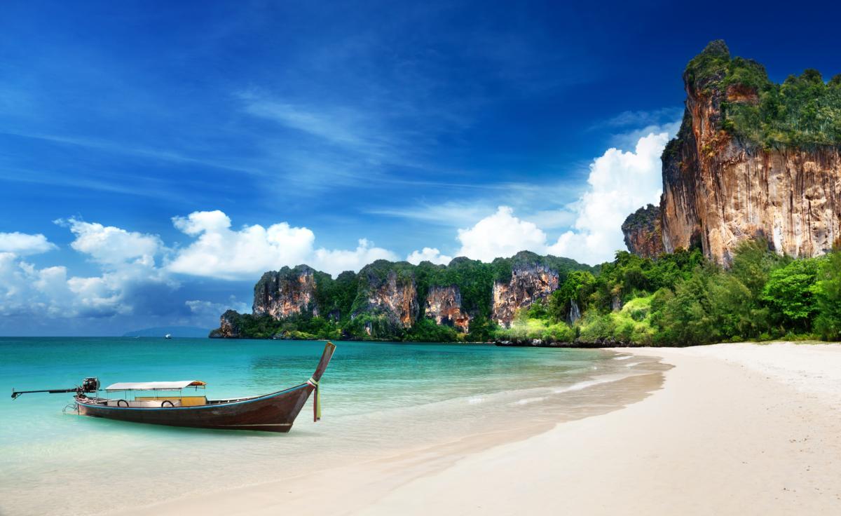 В Таиланде хотят, чтобы туристы тратили больше \ фото ua.depositphotos.com