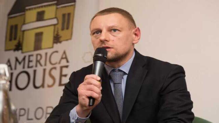 Андрій Калужинський збив пішохода на переході в Обухові / фото antikor.com.ua