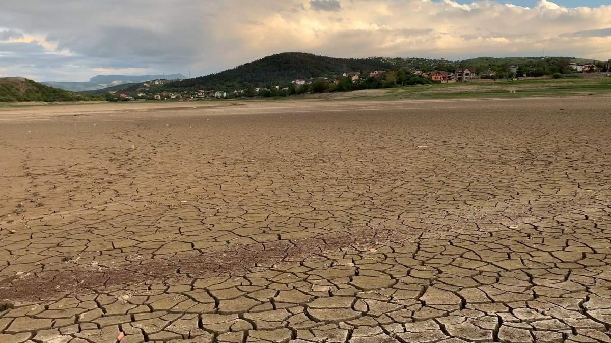 Крим без дніпровської води перетворюється на пустелю