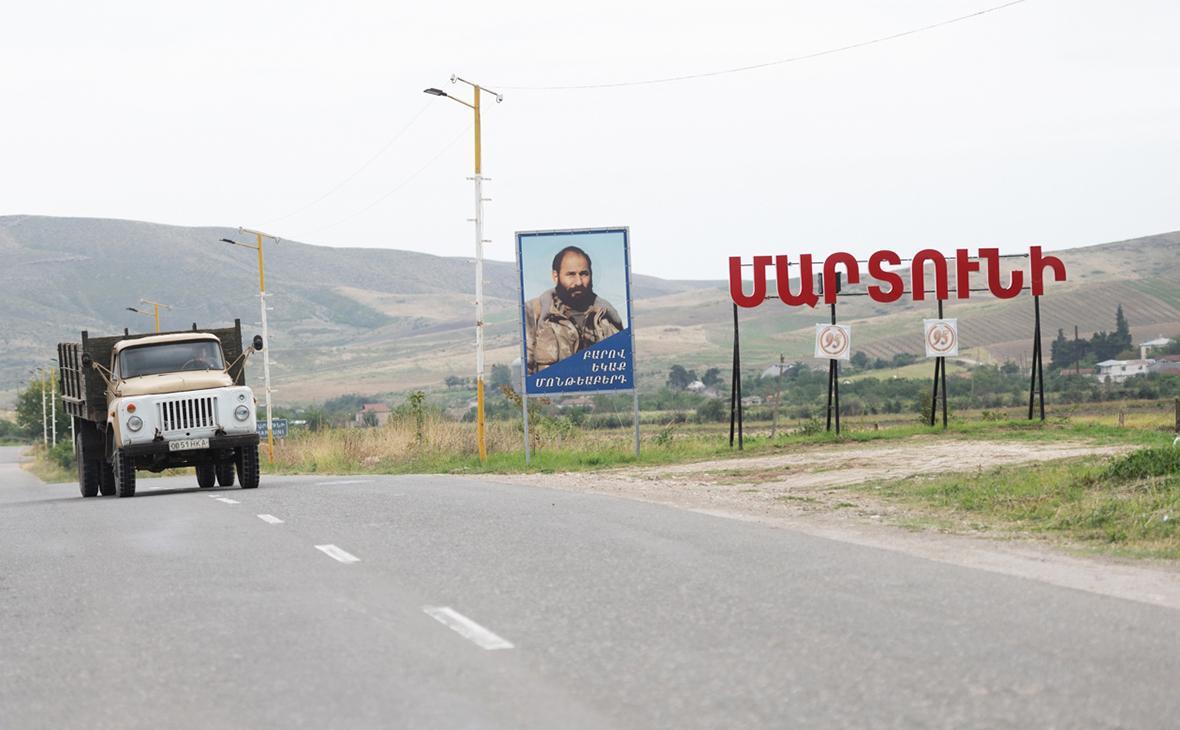 Нагорный Карабах / фото RIA News
