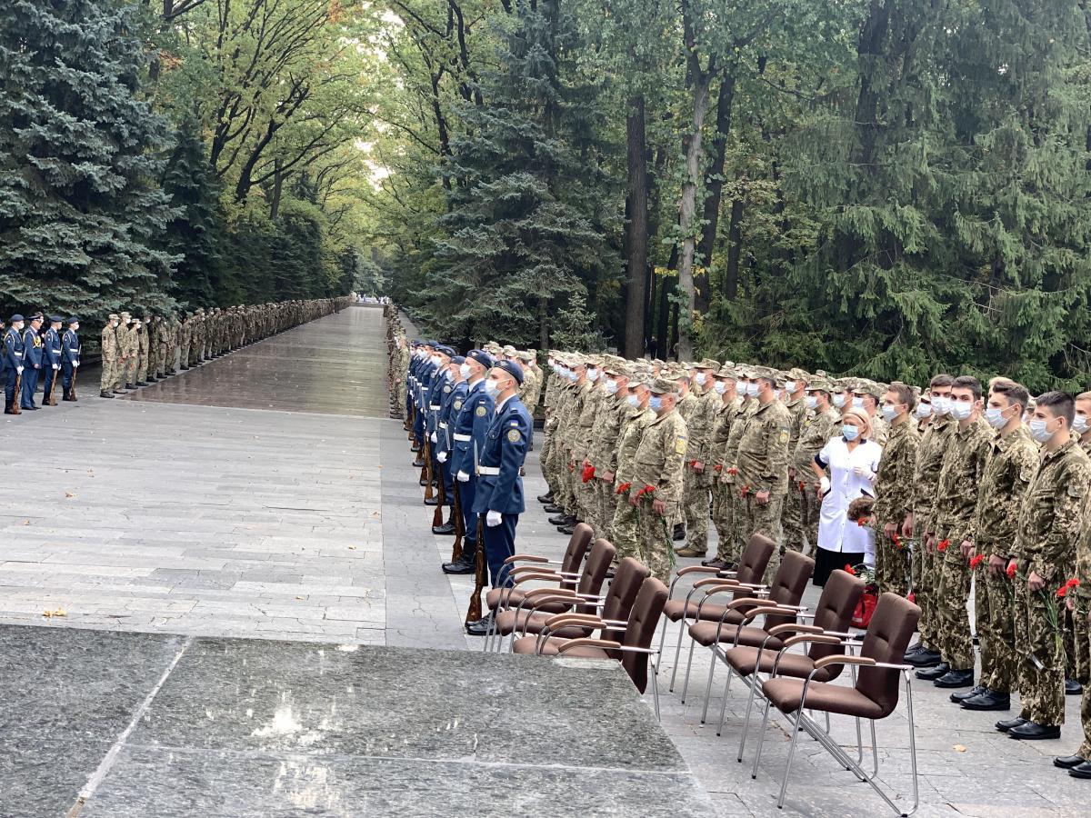 Літак з курсантами розбився 25 вересня \ strana.ua