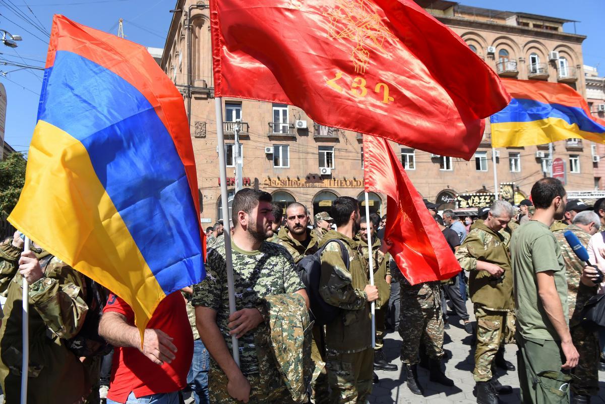 Армения может заключить военно-политический союз с Нагорным Карабахом/ фото REUTERS