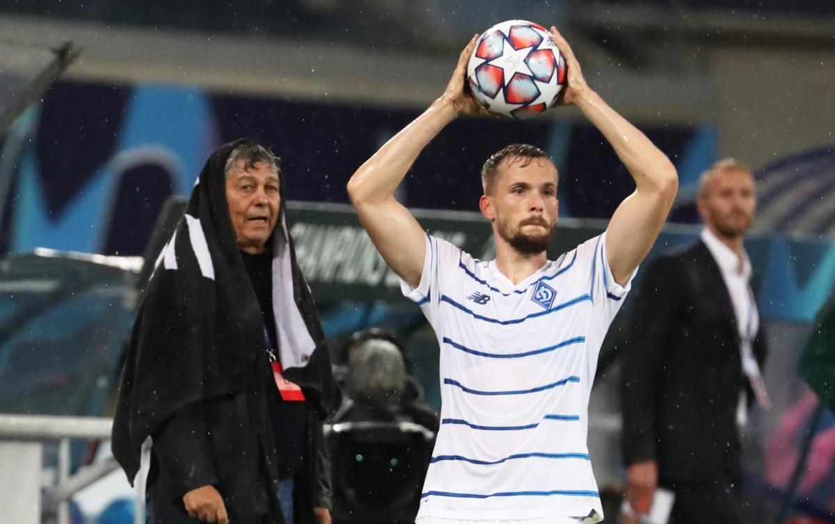 Динамо обыграло Гент в первом матче / фото REUTERS