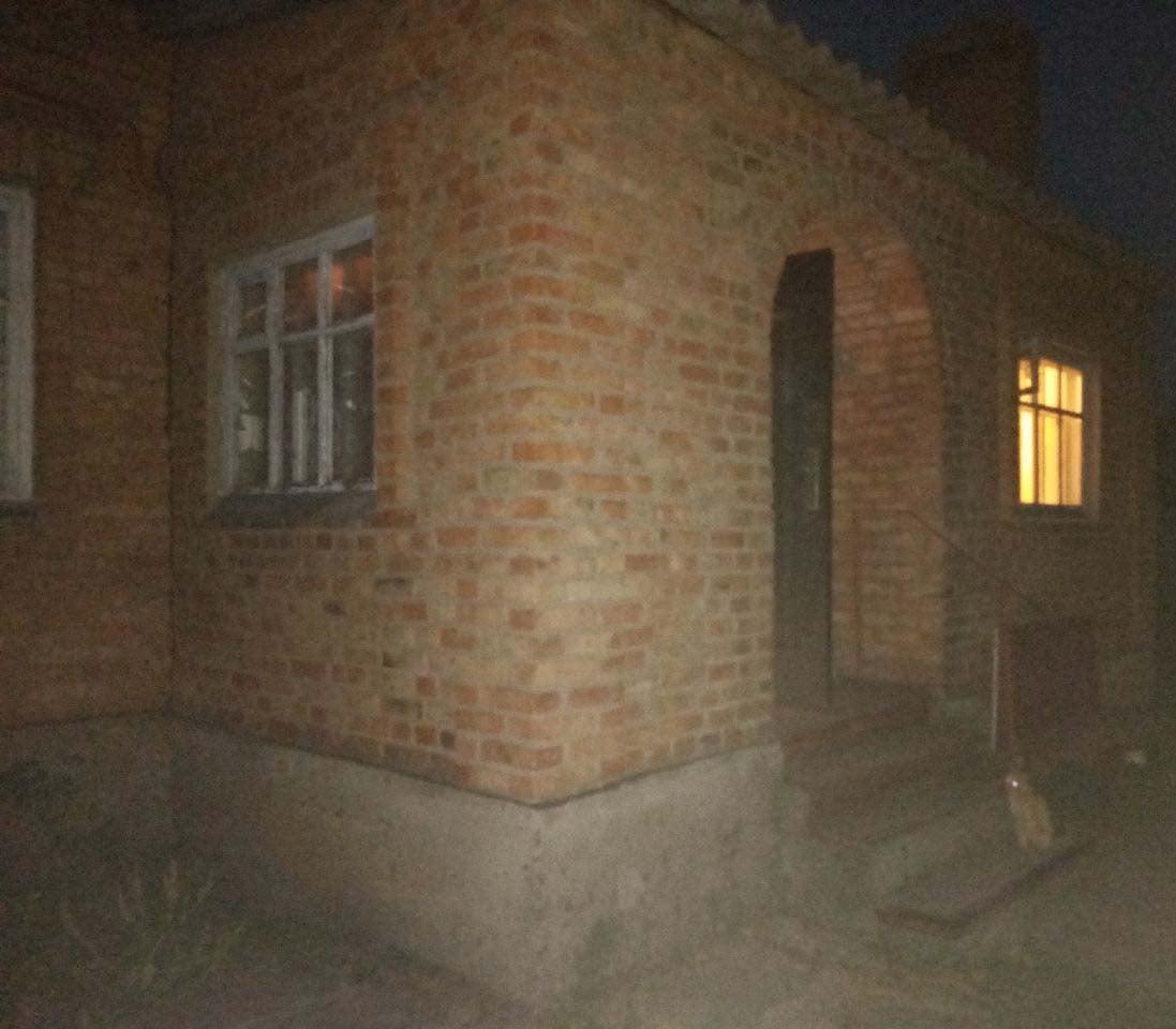 Место убийства / полиция Днепропетровщины