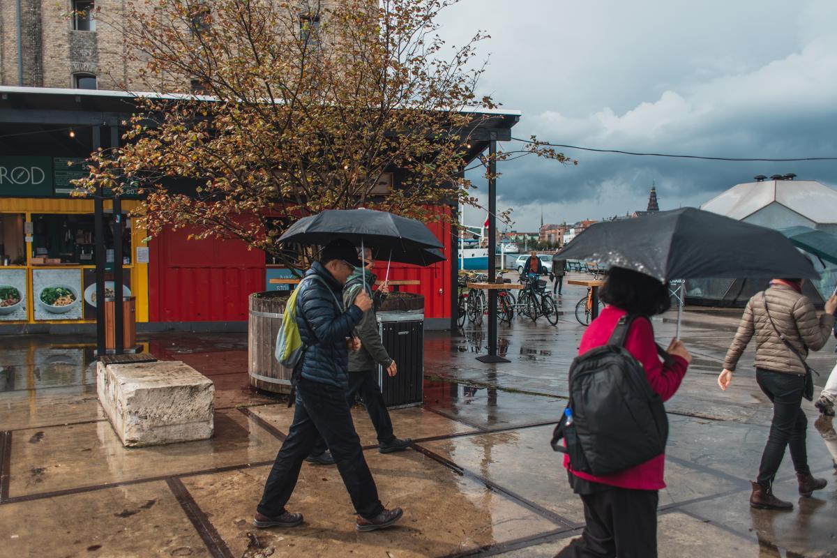 Сьогодні по всій країні обіцяють дощі / Фото ua.depositphotos.com