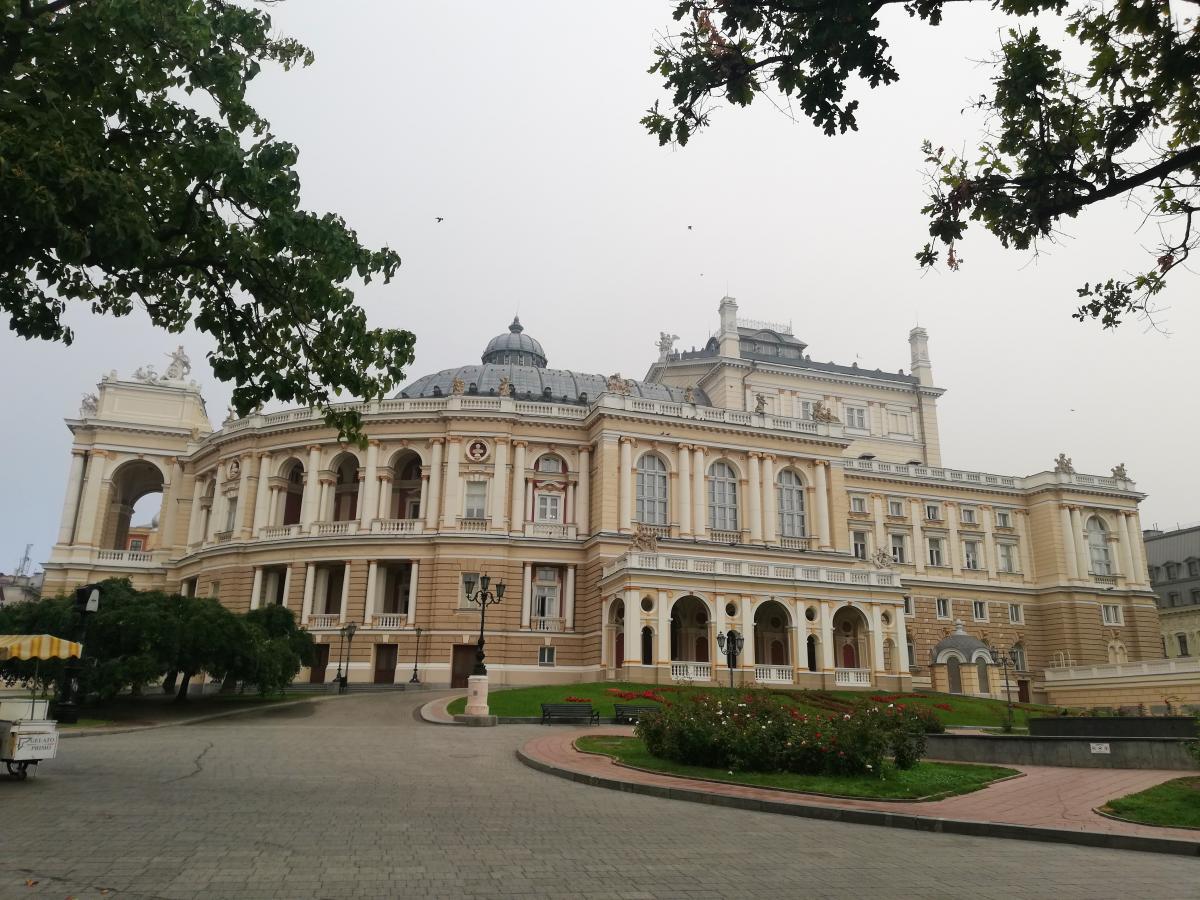 SkyUp будет летать в Одессу / фото Марина Григоренко