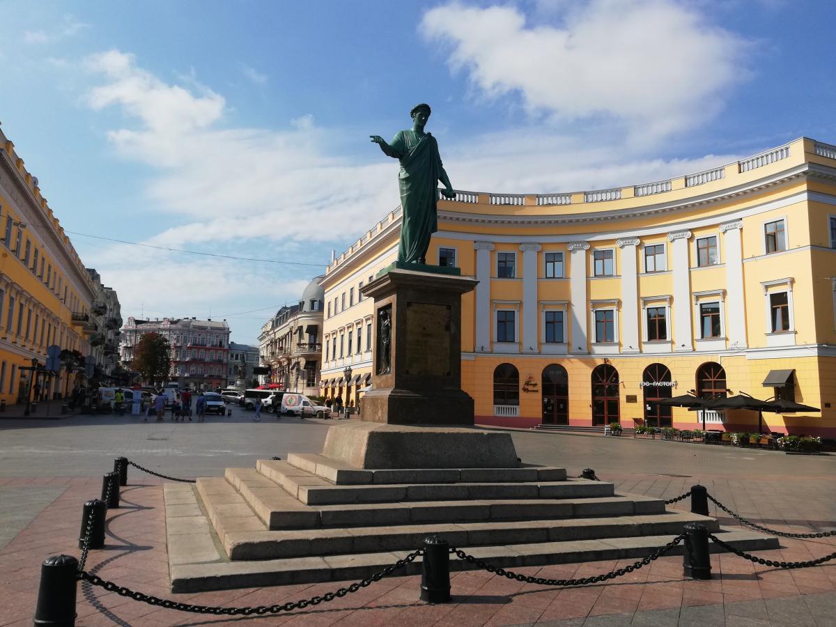 В Одесі склалася критична ситуація з коронавірусом / фото Марина Григоренко