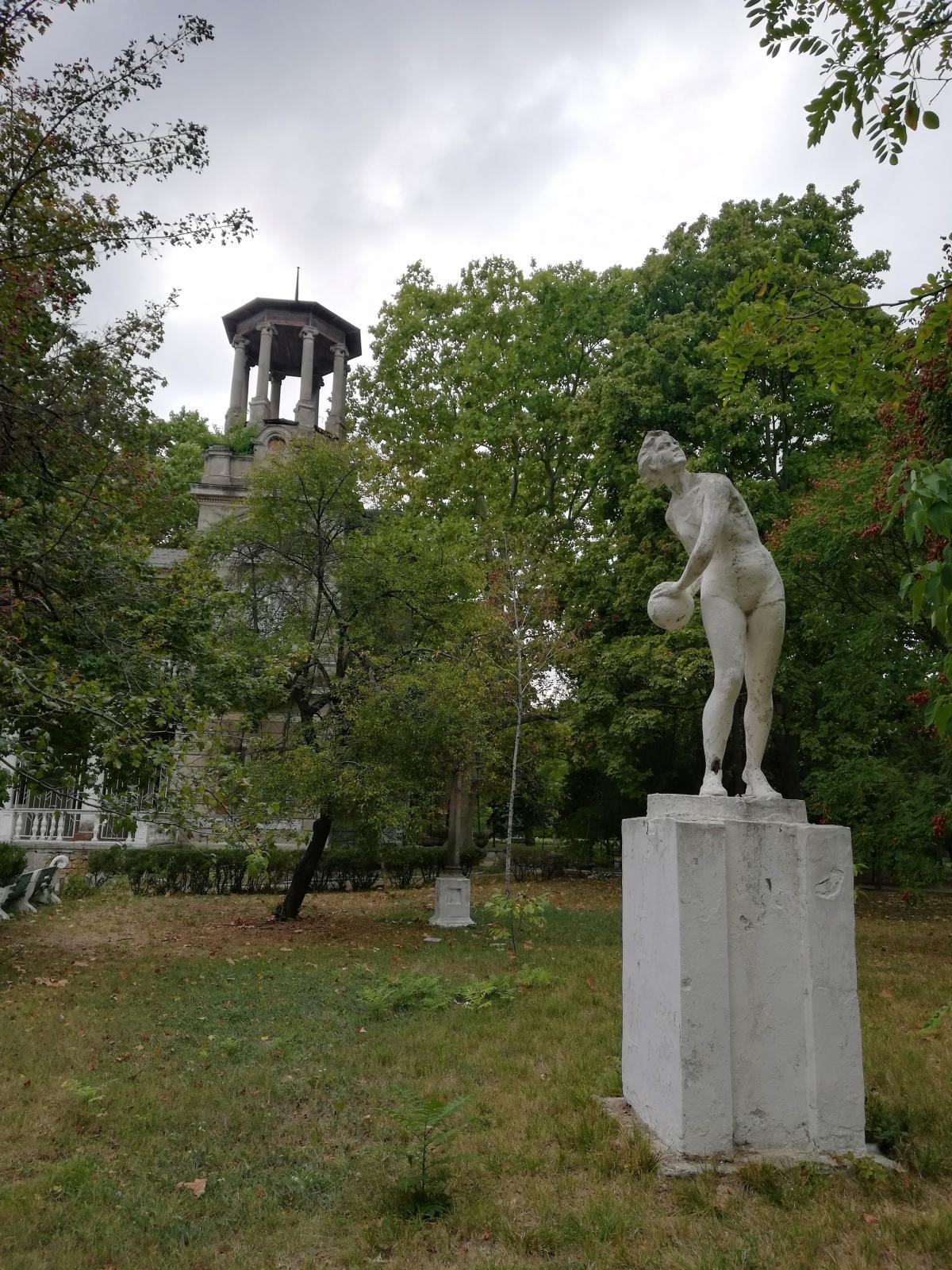 Санаторій Аркадія в Одесі / фото Марина Григоренко