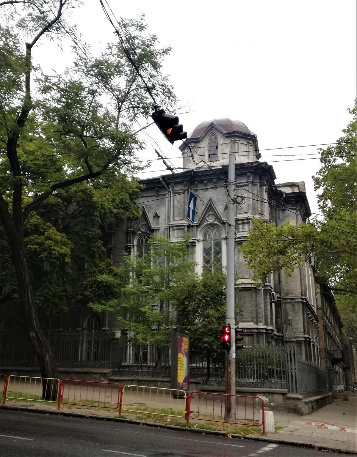 Бродська синагога / фото Марина Григоренко