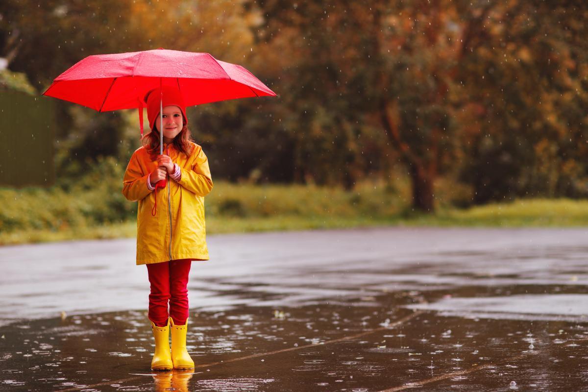 Октябрь начнется дождями / Фото ua.depositphotos.com