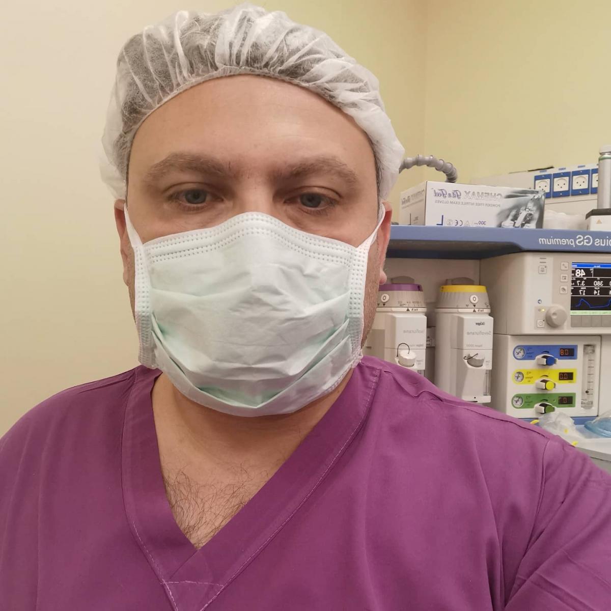 Борис Бриль рассказал, что надо изменить в Украине для организации эффективной медицинской помощи больным коронавирусом / фото фото facebook.com/drborisbrill