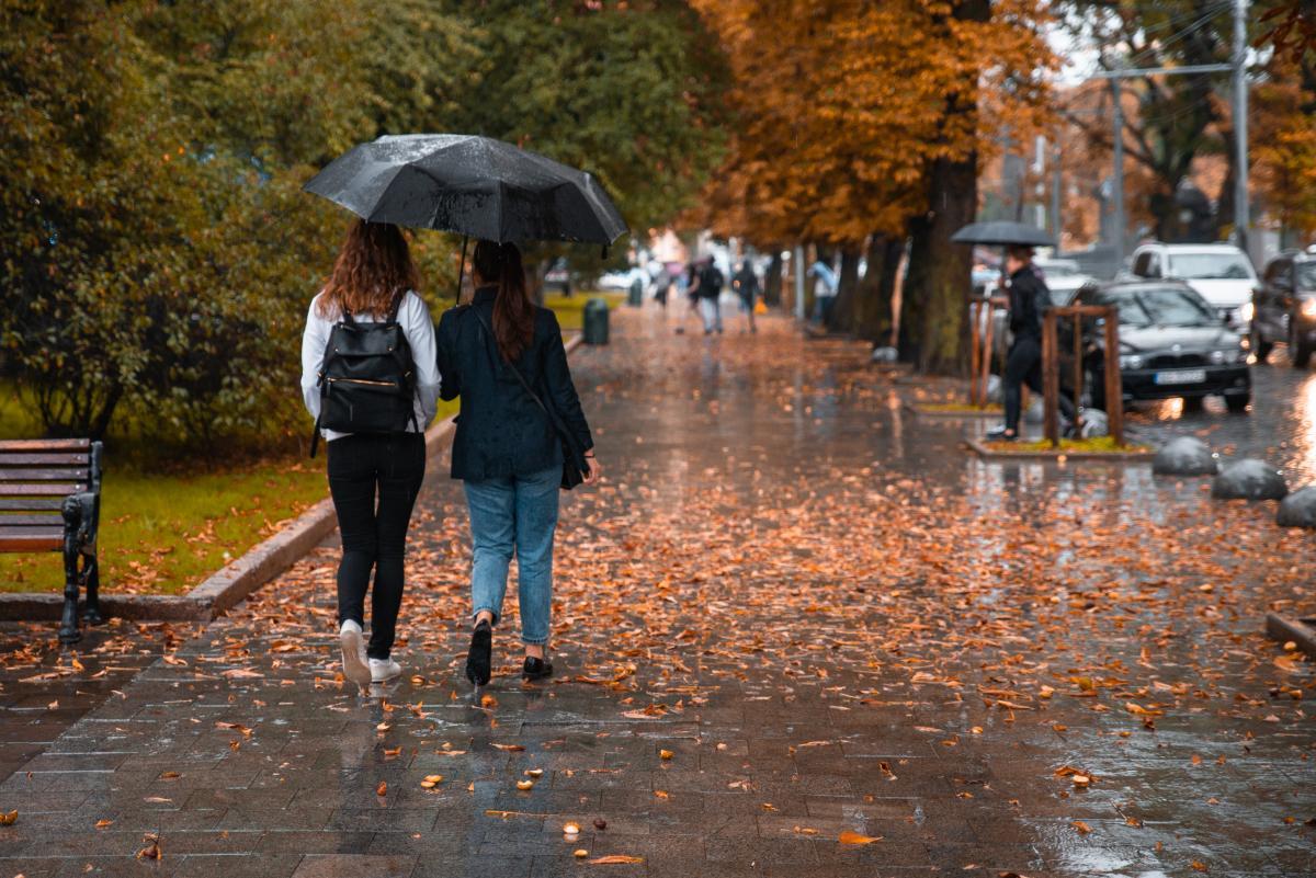В Украину идет похолодание / фото ua.depositphotos.com