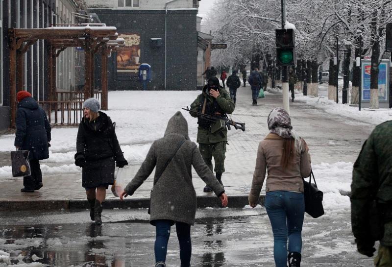 """Так звані """"ДНР / ЛНР"""" вирішили передати Україні полонених / фото REUTERS"""