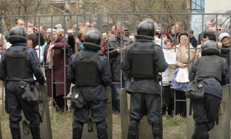 Сейчас честные выборы в ОРДЛО провести невозможно / REUTERS