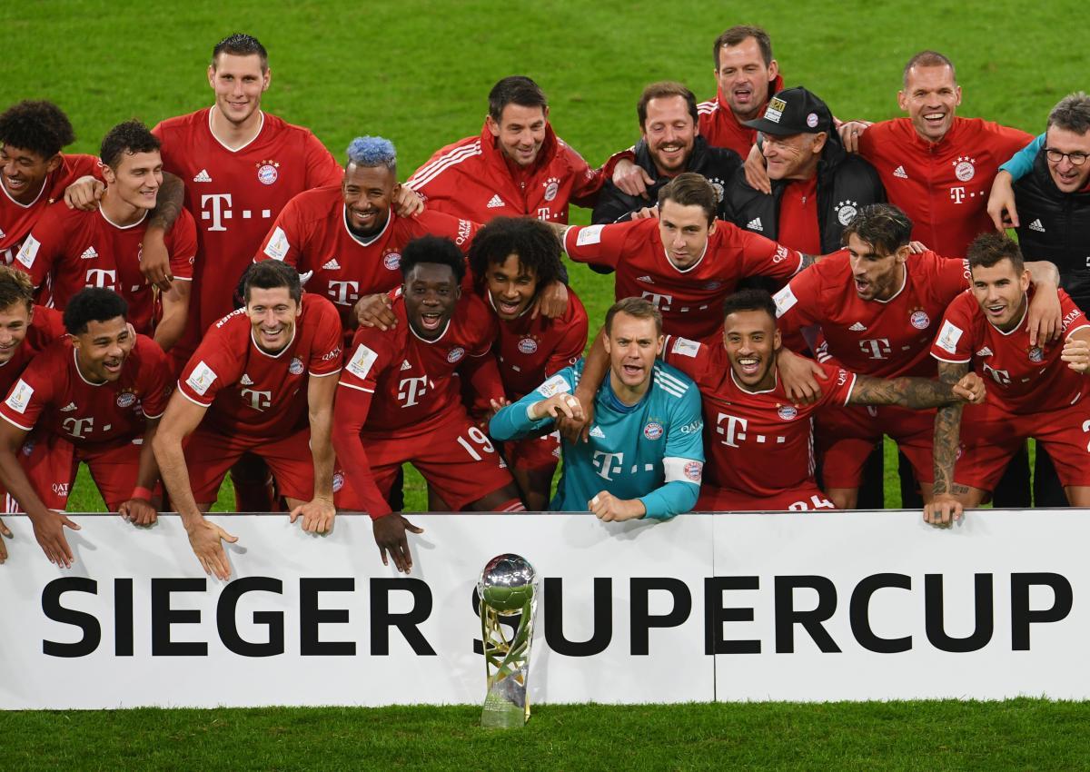 Баварія - рекордсмен за кількістю СуперкубківНімеччини / фото REUTERS