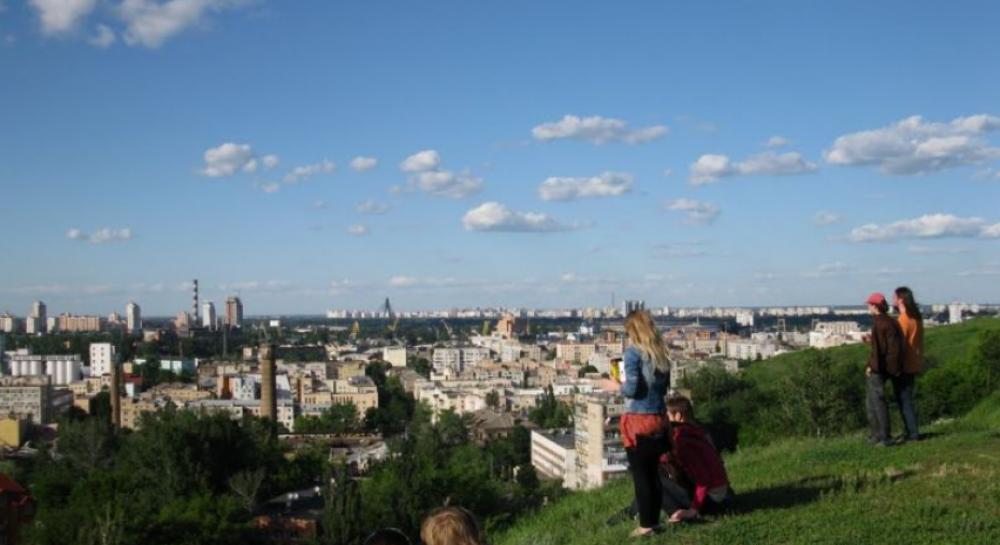 Гора Щекавица - В Киеве территория горы Щекавица объявлена ландшафтным  заказником — Новости Киева — УНИАН