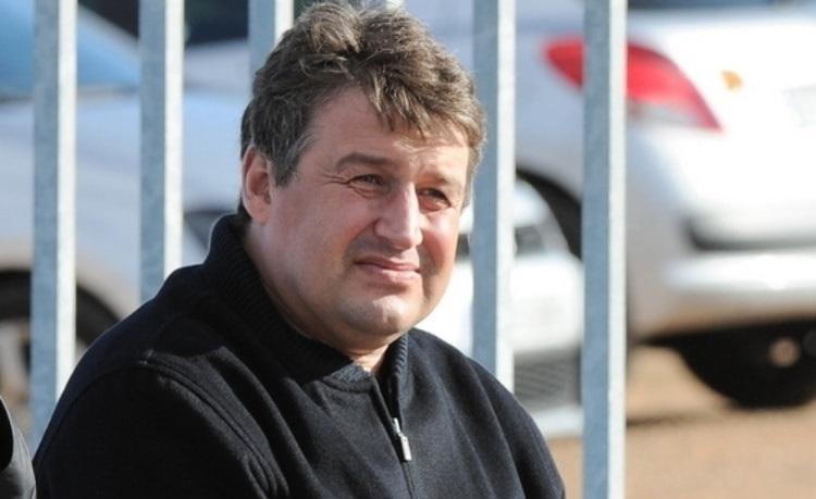 Ателькин работал в структуре Шахтера после завершения карьеры футболиста / фото ФК Шахтер