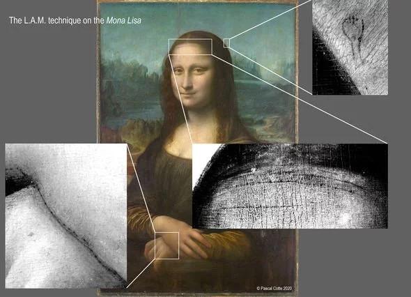 Леонардо да Винчи намеревался запечатлеть Мону Лизув другой позе / фото artnet.com