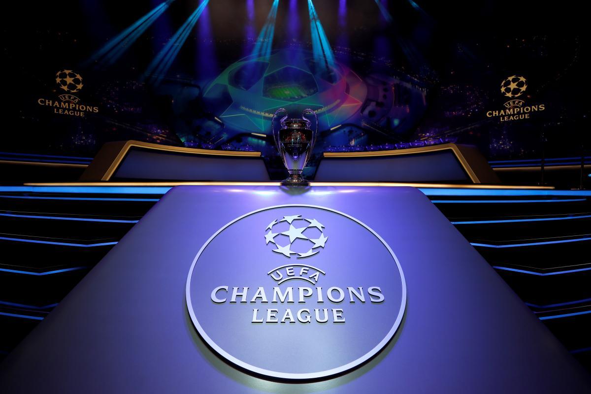 Жеребкування Ліги чемпіонів / фото REUTERS