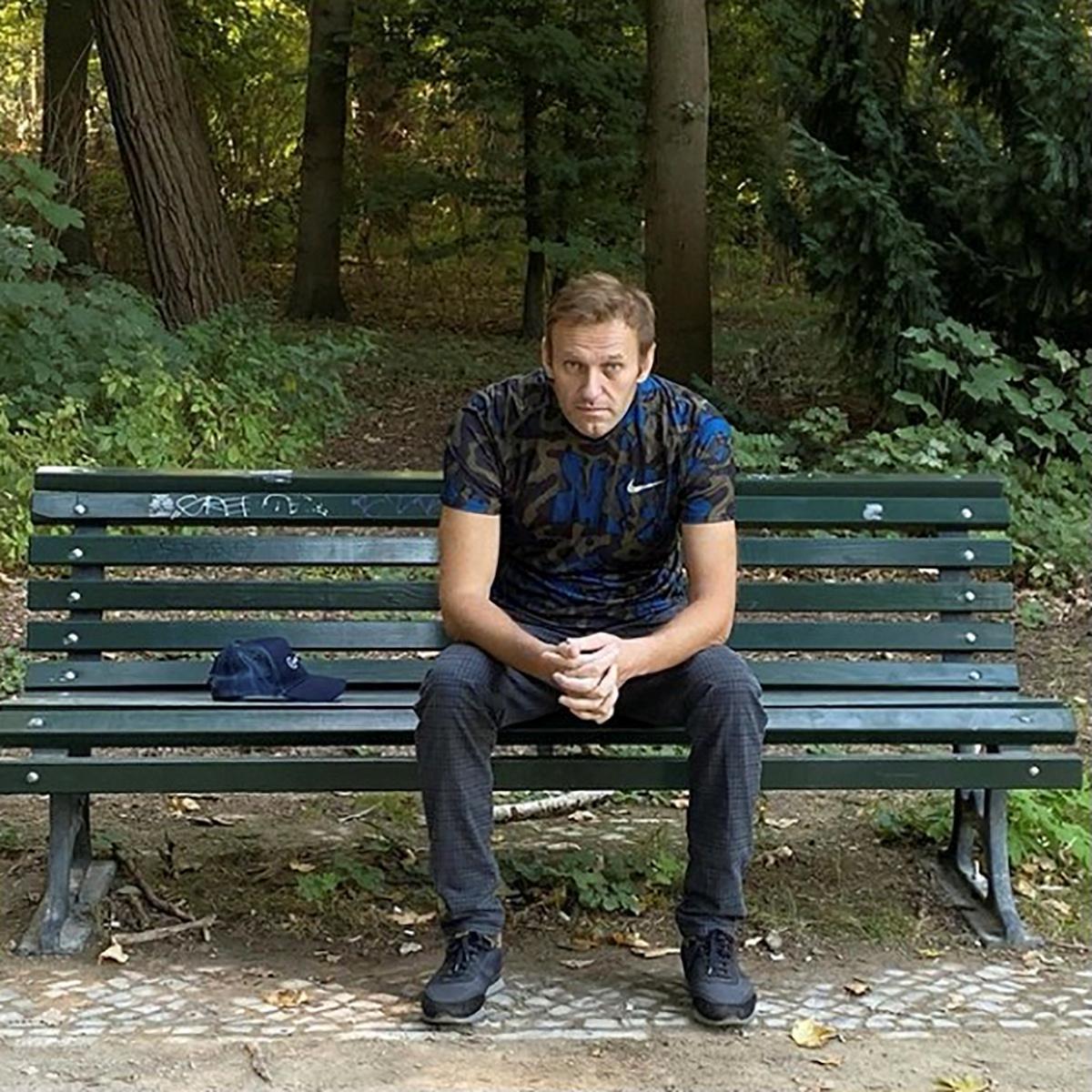 Навальный подал в суд на Пескова / фото REUTERS