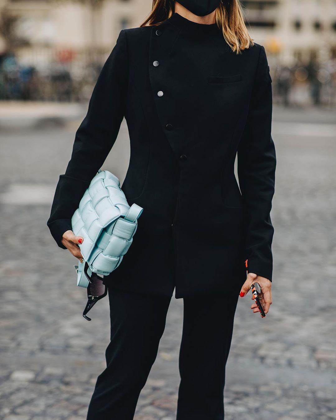 Тиждень моди в Мілані / instagram.com/cgstreetstyle