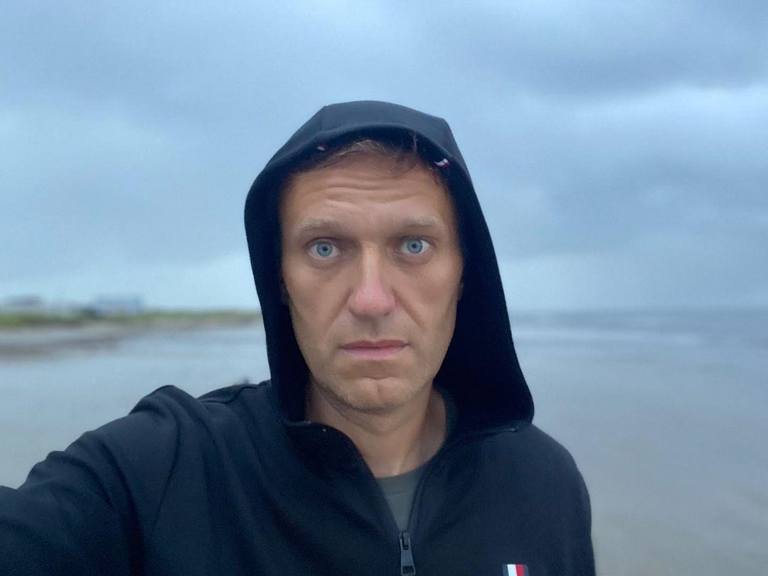 Навального арештували на 30 діб / instagram.com/navalny
