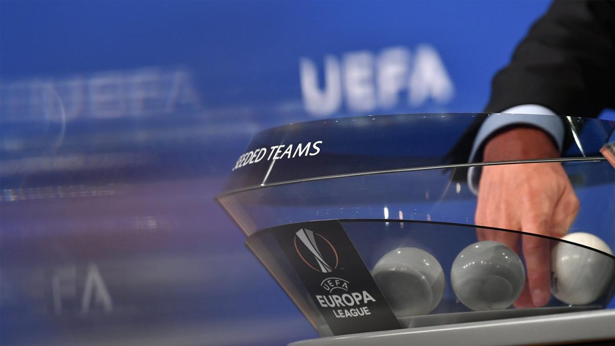 Жеребьевка Лиги Европы / фото REUTERS