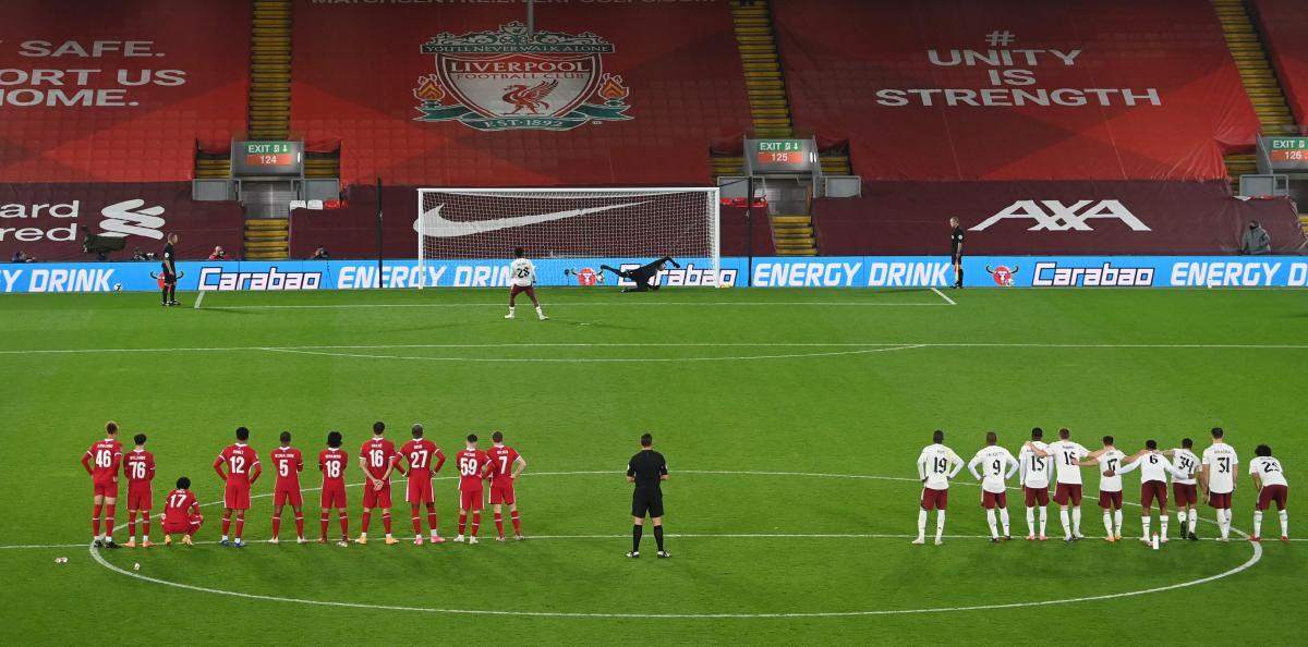 Ливерпуль - Арсенал / фото REUTERS