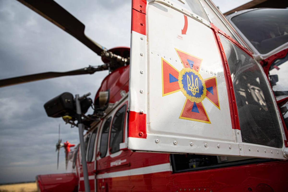 Рятувальники вивели на свіже повітря 50 осіб / фото ДСНС
