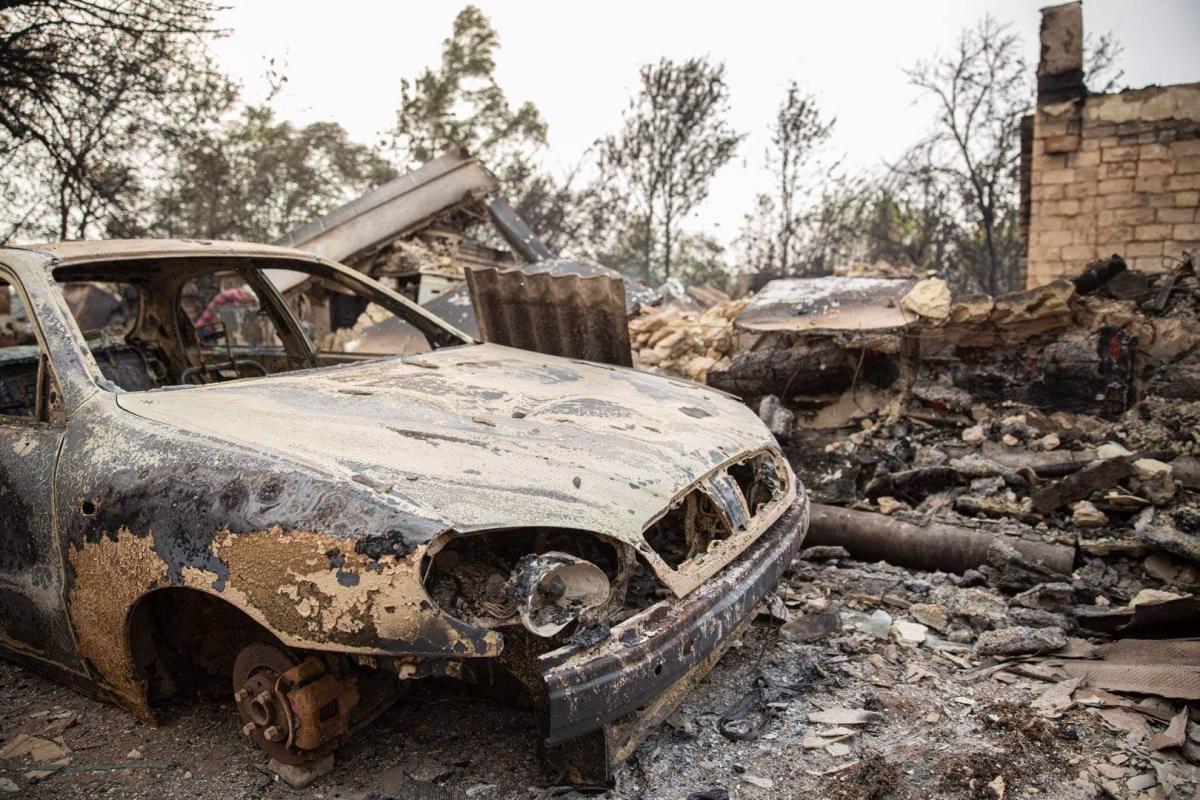 30 вересня на території Луганської області було зафіксовано 146 пожеж/ фото ДСНС