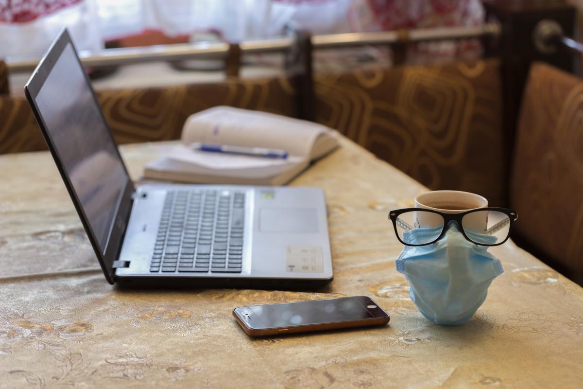 Как проголосовать на самоизоляции - разъяснение Минздрава / фото: ua.depositphotos.com