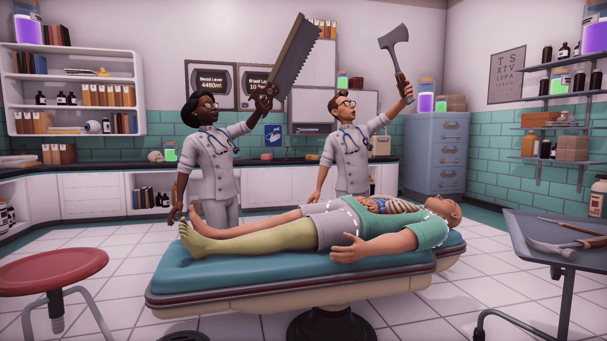Surgeon Simulator 2 вышел 27 августа на ПК / фото epicgames.com